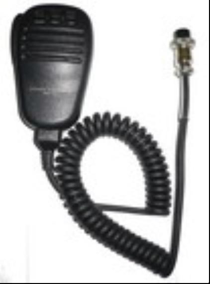 Handheld  Radio Speaker&Microphone TCM-V31 1
