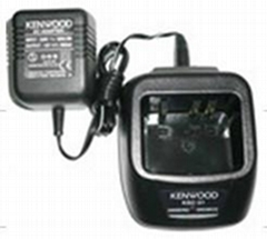 Two way radio battery charger for kenwood  TCC-K31B