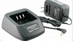 Two way radio battery charger for kenwood  TCC-K35C
