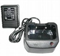 Two way radio battery charger for Yeasu/Vertex TCC-Y77B