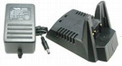 Two way radio battery charger for Yeasu/Vertex TCC-Y10G