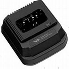 Two way radio battery charger for Yeasu/Vertex TCC-V520