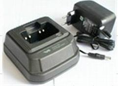 Two way radio battery charger for Yeasu/Vertex TCC-V810