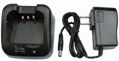 Two way radio battery charger for Yeasu/Vertex TCC-I160