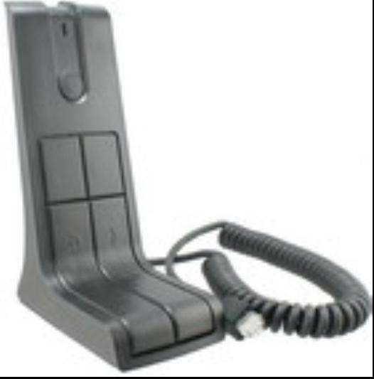 Handheld  Radio Speaker&Microphone TCM-I25 1