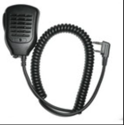 Professional Walkie Talkie Speaker &Microphone TCM-H06K 1