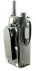 具有束带圈D环和黑色背带的带键盘对讲机皮套 TCD-M5720