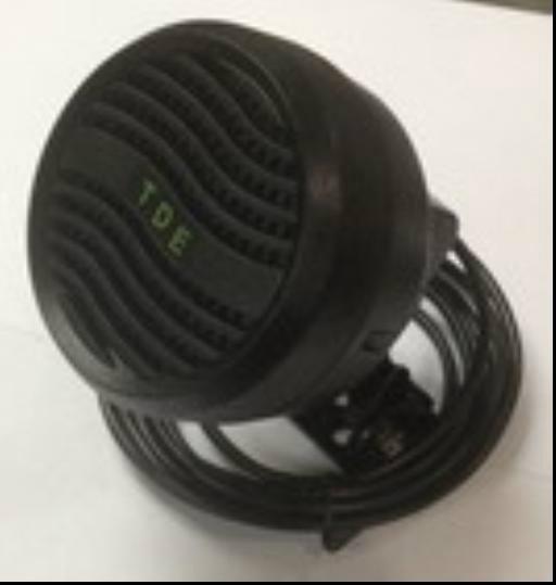Portable Radio Speaker&Microphone TCM-ES200 1