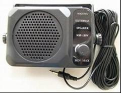 对讲机外置喇叭 TCM-ES150