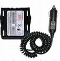 Battery Eliminator for Motorola radio