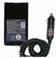 Battery Eliminator for Kenwood radio