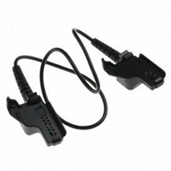 Programmablce cable for motorola radio TCP-M4036