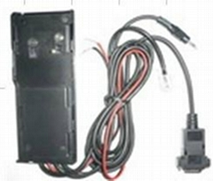 Programmablce cable for motorola radio TCP-M9857
