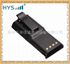Two way radio battery TSB-M4005 for Motorola GP88,GP300,GTX800