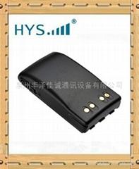 对讲机替换电池适用于GP328Plus,GP338Plus,EX500, EX600,EX600XLS,GL2000