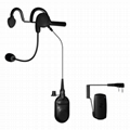 Wireless BT Earphone for Two-way Radio
