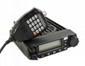 60W VHF,UHF Mobile Radio  TM-8600 2
