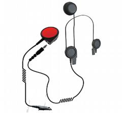 骨导对讲机耳机TC-T09