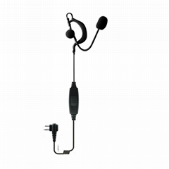 Ear Hook Earphone For Two Way Radio TC-P07F01H0
