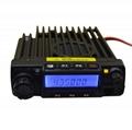 VHF/UHF 車載對講機TC-135 5
