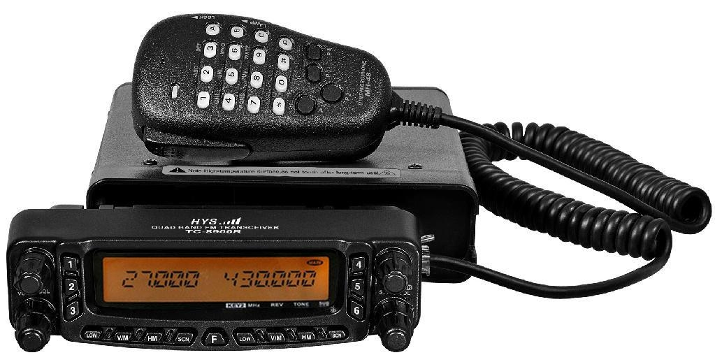 Quad Band Fm Transceiver TC-8900R  9