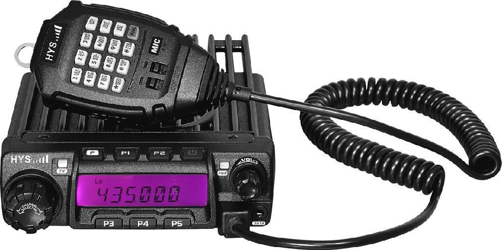 VHF/UHF Mobile Radio TC-135 4