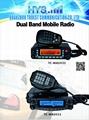 VHF&UHF Dual Band Mobile Radio TC-MAUV33 6