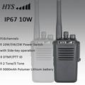 10W VHF or UHF Professional Fm Transceiver TC-WP10W 3