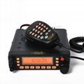 VHF&UHF Dual Band Mobile Radio TC-MAUV33 2