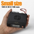 10W Mini VHF& UHF Dual Band Mobile Radio TC-M10W  2