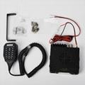 15W Mini VHF& UHF Dual Band Mobile Radio TC-M10W  9