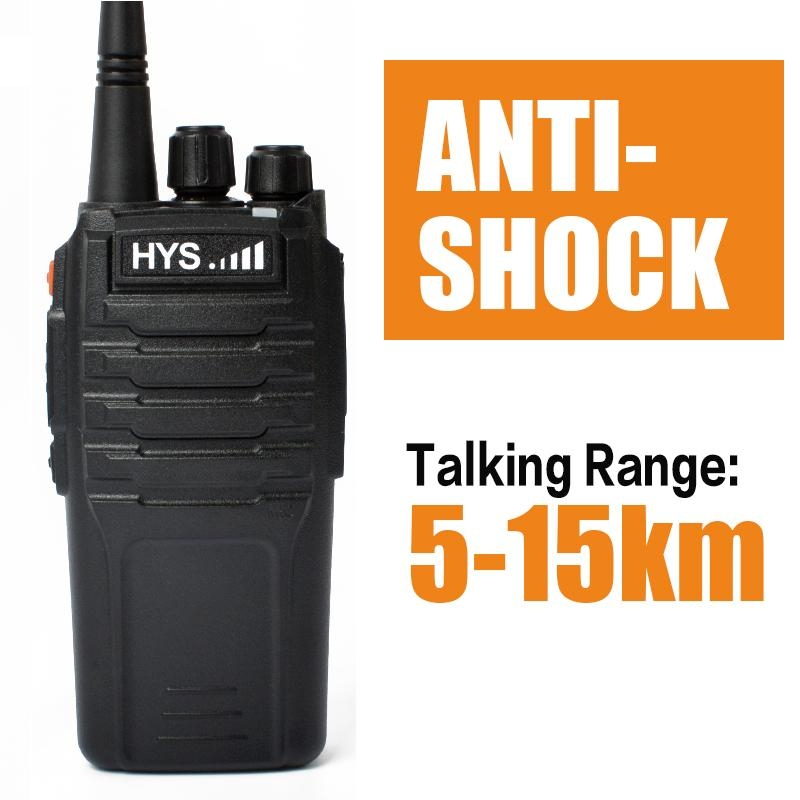 10W UHF or VHF  Portable Radio TC-P10W  2