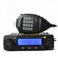 VHF/UHF 車載對講機TC-135 3