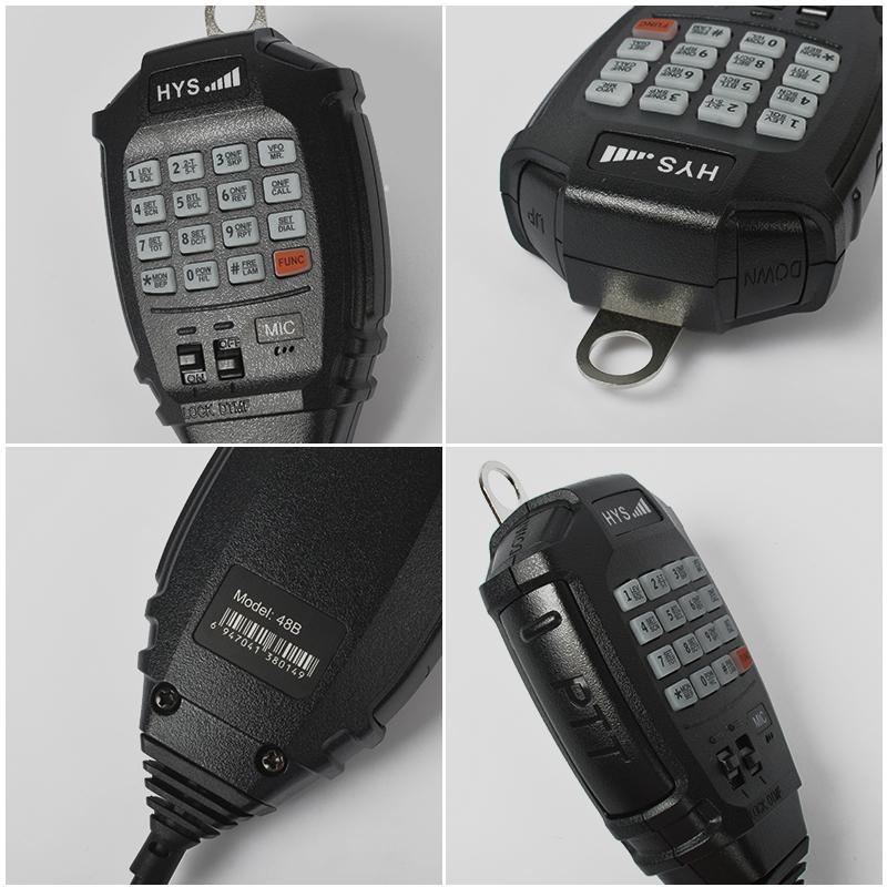 VHF/UHF 車載對講機TC-135 8
