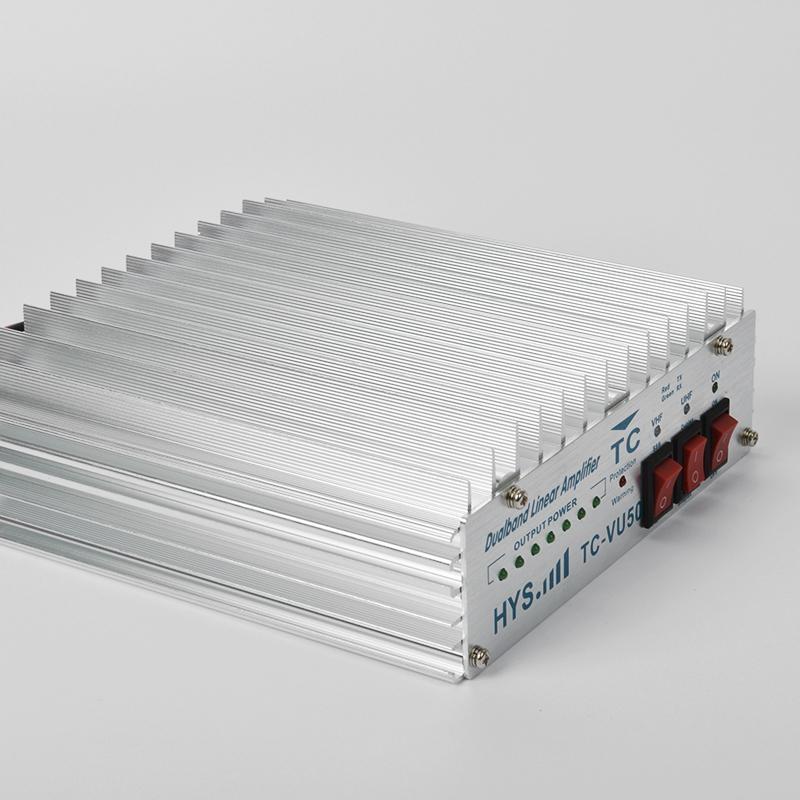 Dual band Portable radio  Amplifier TC-VU50 4