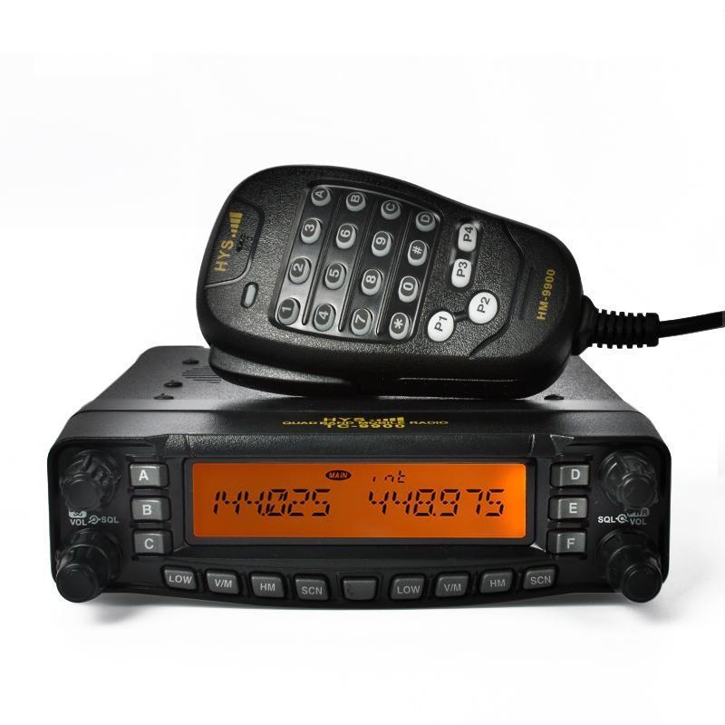 4段頻率車載台 TC-9900 2