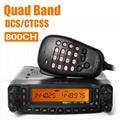 Quad Band Fm Transceiver TC-8900R  2