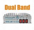 Dual band Portable radio  Amplifier TC-VU50 2