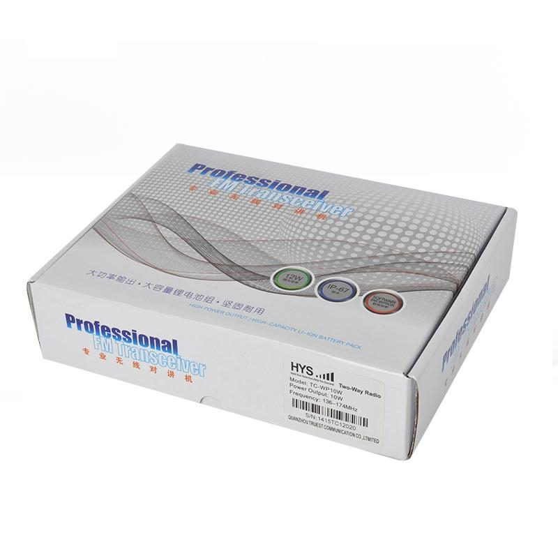 10W VHF or UHF Professional Fm Transceiver TC-WP10W 14