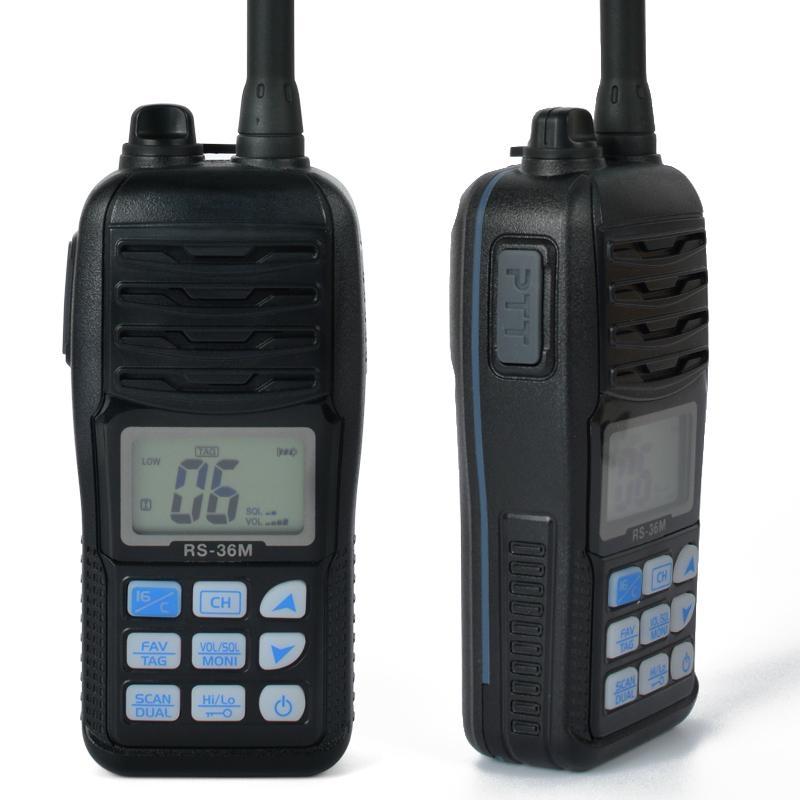 VHF 手持船台对讲机 TC-36M  2
