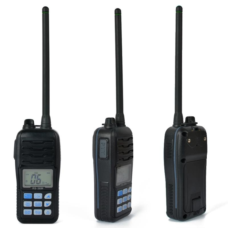 VHF 手持船台对讲机 TC-36M  4