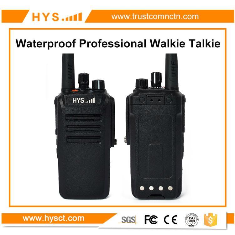 10W VHF or UHF Professional Fm Transceiver TC-WP10W 1