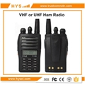 Two way radio with scramble function