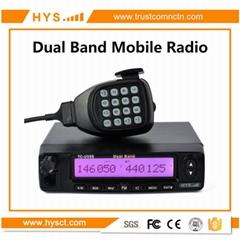 Newest Dual Band Mobile Radio  TC-UV55