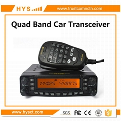 Quad Bands Mobile Radio