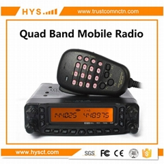 Quad Band Fm Transceiver