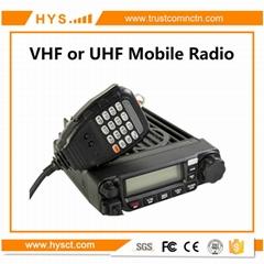 60W VHF,UHF Mobile Radio  TM-8600