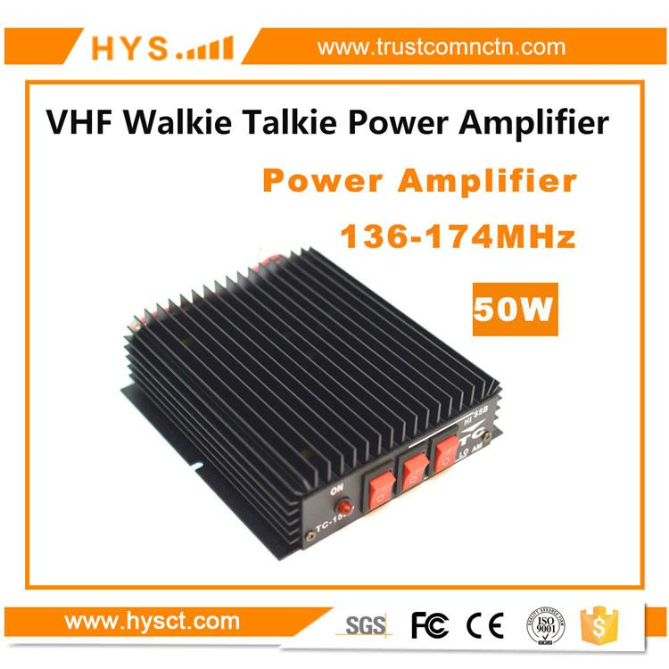 VHF Portable Radio   Amplifier Power TC-150V 1