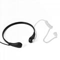 對講機喉控耳機TC-314 3