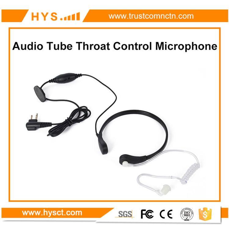 對講機喉控耳機TC-314 1